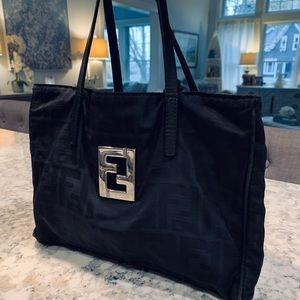 Fendi Zucca Bag Purse